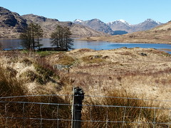 2016 favourites (margaretnowak) Tags: lochard scotland mountains loch landscape snow heather walking climbing