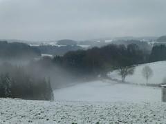 winter in oberberg (tobltatze) Tags: winter earlysnow gloom oberberg winterimoberbergischen nearmuch much nahemuch hündekausen fog nebel