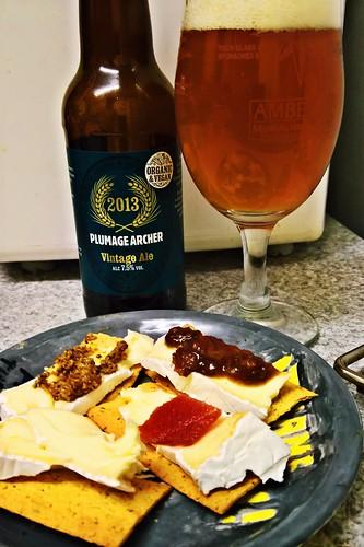 Stroud Plumage Archer Vintage Ale, 7.5%