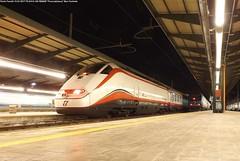 E414.148 (Paolo Fanelli) Tags: fs fsi ti trenitalia frecciabianca fb8809 frecciabianca8809 e414 e414148 es8809 es eurostar