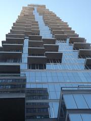 New York City Construction, 56 Leonard Street Skyscraper, Tribeca, Lower Manhattan, New York City (lensepix) Tags: newyorkcityconstruction 56leonardstreet newyorkarchitecture skyscraper tribeca lowermanhattan newyorkcity