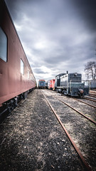 DSC02168 (jebster2000) Tags: train t vintage history museum railroad tracks hdr sonya7rii zeiss batis