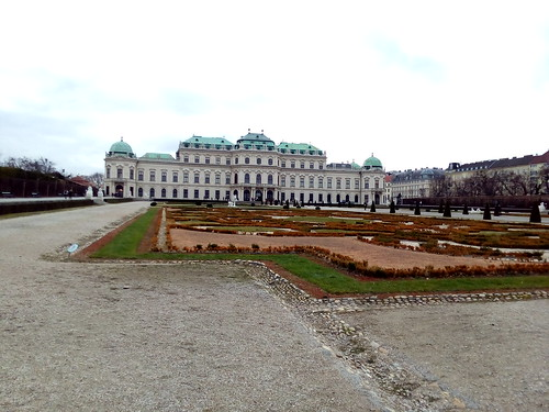Belvedere, Viena, Austria