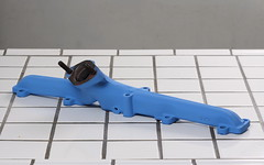 Exhaust Manifold (Bob Franks) Tags: 1966 ford mustang exhaust manifold flame proof painted vht