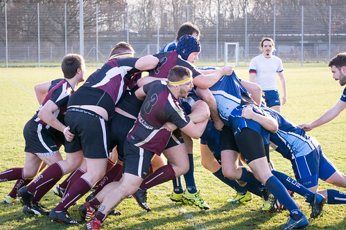 Rugby Blitzturnier 04.02.2017