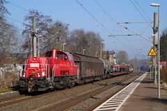 P1070730 (Lumixfan68) Tags: eisenbahn züge güterzüge loks baureihe 261 voith gravita 10bb dieselloks rangierloks deutsche bahn db cargo