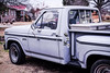 20161231-DSCF4879 (ALEX HANIFORD) Tags: f100 ford fordtrucks trucks fouronthefloor pickuptruck sidestep shortbed blue primer patina old vintage coolcars vehicles antiquecars antique fujixe1 fujifilm fuji