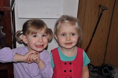 The pretty girls :)