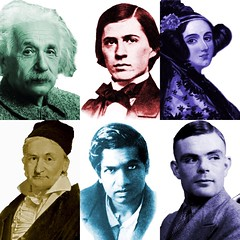 Great Mathematicians, Great Mathematics: Einstein, Boole, Lovelace, Gauss, Ramanujan and Turing (Gresham College) Tags: einstein math mathematics gresham maths alanturing turing mathematicians alberteinstein gauss mathematician lovelace lectureseries boole georgeboole adalovelace ramanujan srinivasaramanujan greshamcollege carlfriedrichgauss greshamprofessor mathematicslecture mathematicstalk greshamprofessorofgeometry greatmathematicians greatmathematics mathematicslectureseries mathslectureseries mathlectureseries mathtalkseries mathstalkseries