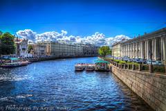 Fontanka River (Kev Walker ¦ 8 Million Views..Thank You) Tags: stpetersburg russia hdr 2015 kevinwalker