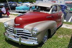 1948 Chev Fleetline (bballchico) Tags: 1948 chevrolet custom bomb fleetline kencarpenter customcarshow customcarrevival