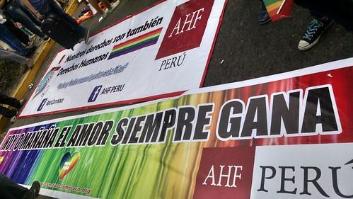 Peru Pride 2015