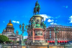 Ostrovsky Square (Kev Walker ¦ 8 Million Views..Thank You) Tags: stpetersburg russia hdr 2015 kevinwalker