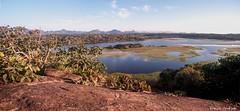 Lagoa de Caras - Parque Estadual Paulo Csar Vinha (Vinicius Andrade .) Tags: landscape lagoon vinha lagoa paulo csar restinga pepcv
