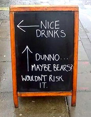 England - Pub Sidewalk Sign 1 (roger4336) Tags: england beer sign pub drink sidewalk bier chalkboard blackboard 2015 nicedrinks