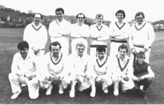 "Steeton 1st XI 1985 • <a style=""font-size:0.8em;"" href=""http://www.flickr.com/photos/47246869@N03/19610261199/"" target=""_blank"">View on Flickr</a>"