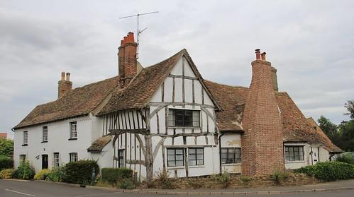 Houghton village