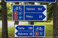 A droite le cap nord, à gauche Athènes. En vélo bien sûr !