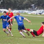 Stop Out v Petone FC 42