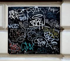 Streetart Miscellaneous 1870 (cmdpirx) Tags: street urban color colour art public cutout painting fun graffiti chalk nikon paint artist 7100 quote d space raum kunst strasse tag hamburg humor can brush spray crew marker hh aerosol tagging farbe spruch kreide ffentlicher kuenstler