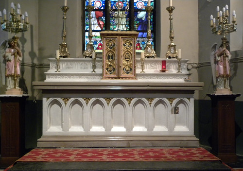 Sint-Salvatorkerk, Wieze