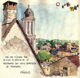 Montignac, circuit des vieux quartiers
