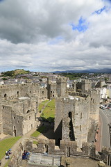 Caernarfon Castle (fillbee) Tags: world walter color colour tower castle english heritage castles saint wales river de rising james town is george site eagle stones towers masonry prince norman grandson bands bailey rebellion walls welsh hereford jacques fortress edwardian garrison brute intimidating castell caernarfon governments investiture saintgeorges besieged motte otton cadw polygonal kingedwardi seiont portcullises 129495 glyndŵr wales's madogapllywelyn ygaerynarfon despéranche thestrongholdinthelandoveragainstmôn