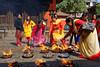 DS1A5841dxo (irishmick.com) Tags: nepal kathmandu 2015 lalitpur patan kumbheshwor temple bangalamukhi fire cermony
