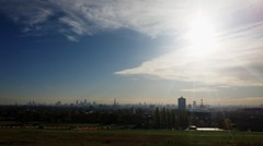 View from Parliament Hill Fields (Dun.can) Tags: parliamenthill hampstead london nw3 skyline hampsteadheath parliamenthillfields