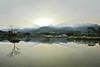 水漾淡水 ( 十 ) (686阿鴻) Tags: 風景 天空 日光 倒影 水田 山陵 農村