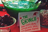 Goodbye Grinches (Hi-Fi Fotos) Tags: christmas party punch grinch green spirits alcohol liquor booze bowl lettering sign handmade celebrate cheer nikon d5000 hififotos hallewell