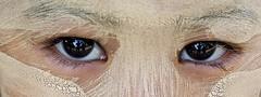 Selfie ! (poupette1957) Tags: art atmosphère birmanie canon city curious color children couleur detail humanisme imagesingulières life photographie people portrait reflet reflexion street travel