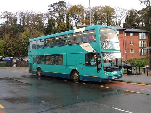 DSCN7794 Arriva Cymru 4186 Y701 XJF