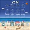 free vector Happy New Year 2017 With Beach & Houses Background (cgvector) Tags: 2017 abstract adventure advertising art background beach boat branding business calendar card cartoon concept corporate creative date day decor decorative design doodles drawn funny graphic handviewimagesbycategory house identity journey life map marine month monthly nature nautical navigation number ocean organizer outdoor paper pattern schedule sea ship summer sun time tourism travel vacation vector week yacht year