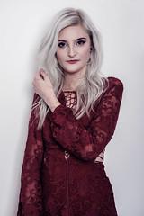 Faye in For Love & Lemons (moonlightbohemian) Tags: fashion fashionphotography studio portrait forlovelemons blogger boho bohemian minimal minimalism minimalist tumblr gypset nikon nikond810