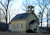 Little yellow church (ariel is . . .) Tags: small yellow wooden church chapel centralva virginia steeple nobell notabandoned rural late1800s early1900s cmwdyellow