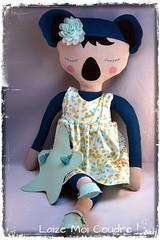 may-li01 (Laize Moi Coudre) Tags: mavada poupées couture sewing swarovski doudou