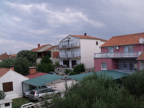 Vacation apartments, Biograd na Moru, Croatia