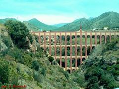 Nerja - akwedukt