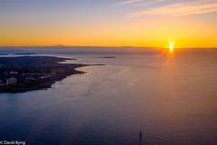 Sunrise-Victoria (david byng) Tags: helijet victoria 2017 sunrise winter vancouverisland pacificocean canada britishcolumbia