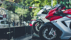 Pure Art (Man Made Machines) Tags: mv mvagusta f3 f4 sports sopertsbike motorcycle superbike italy italian india iamnikon nikon photography photo motographer automobile automotive beauty art