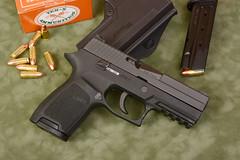 JAB4978 (Joseph Berger Photos) Tags: 9mm p250 pistol sigsauer sigsauerp250 firearms