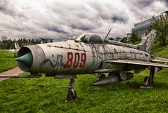 Cold War Relic (MrBlueSky*) Tags: aircraft jet polishairforce aviation military mikoyangurevich mig21f polishaviationmuseum muzeumlotnictwapolskiego poland polska travel ngc krakow pentax pentaxart pentaxlife pentaxawards pentaxk10d aficionados coldwar