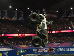 vertical (timp37) Tags: vertical illinois rosemont 2017 monster jam truck monsterjam allstate arena jump pirates curse february