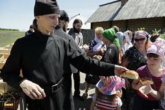 89. Patron Saint's day at All Saints Skete / Престольный праздник во Всехсвятском скиту