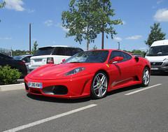 Ferrari F430 (xwattez) Tags: auto france car italian automobile expo ferrari voiture exposition transports supercar montauban f430 2015 italienne vhicule