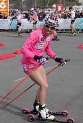 Therese Johaug xx (askyog) Tags: pink therese tunge johaug theresejohaug rosarollerski