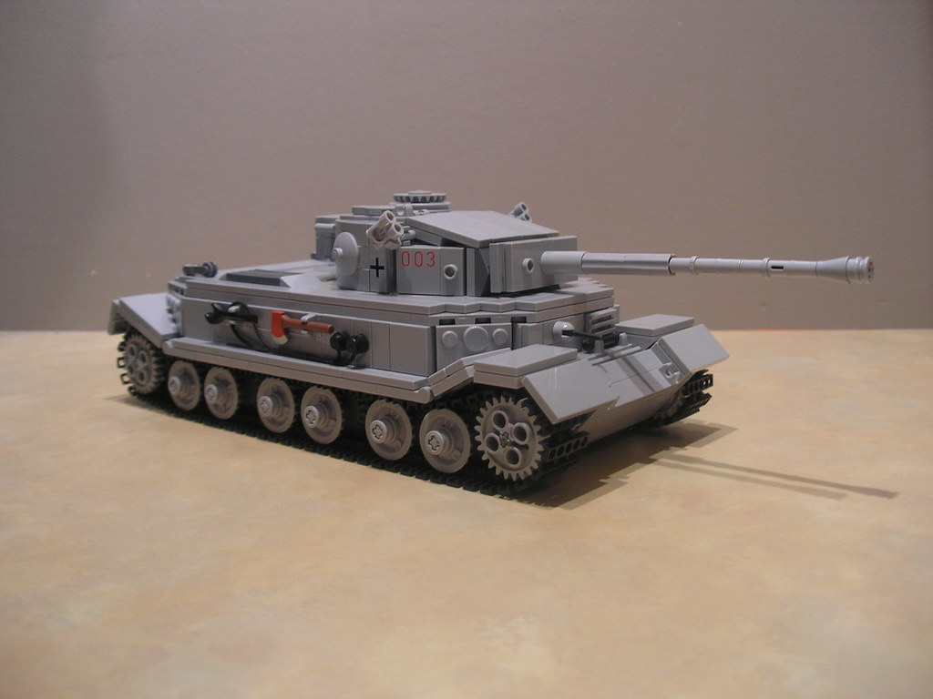 The World S Best Photos Of Legotank And Panzer Flickr