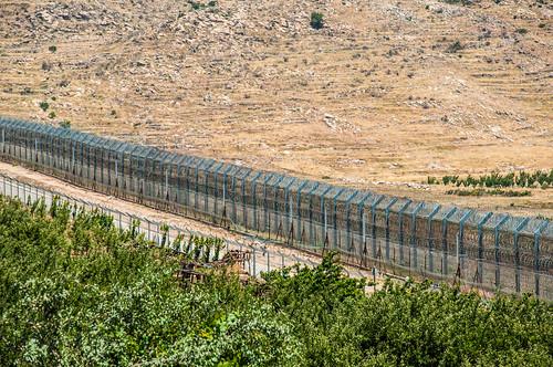 Syrian Border Fence