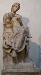 Virgin and Child (~gio~) Tags: italy sculpture art history primavera church monument statue architecture florence spring italia basilica mary jesus tomb chapel holy virgin sacred april firenze sanlorenzo marble aprile michelangelo medici sacristy 2015 demedici basilicadisanlorenzo medicichapels